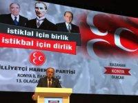 'Yine hedef ülke Türkiye, Türkiye'yi işgal etmek'