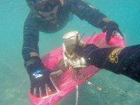 Deniz Dibi Temizliği Devam Ediyor