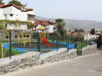 Çocuklara Yeni Parklar