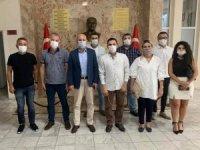 Ak Parti'den Emniyet Müdürü Söylemez'e Ziyaret