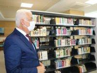 Türkan Saylan Çağdaş Yaşam Merkezi Bilgiye Erişiminde Merkezi