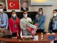 Gadıoğlu Gayrimenkul'den Ak Parti İlçe Başkanlığına Ziyaret