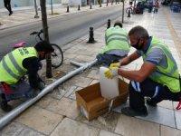 Başkan Aras: 'Karanlık tek bir sokak kalmasın'