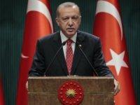 Cumhurbaşkanı Erdoğan: Kongreleri erteliyoruz