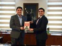 İBB'den Başkan Karaca'ya Ziyaret