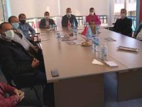 AK Partiden MHP ile İyi Partiye Ziyaret