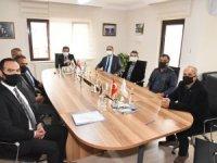 Vali Orhan Tavlı, COANTE Firmasını Ziyaret Etti