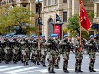 Türk askeri 10 Aralık Zafer Töreni için Azerbaycan'da!
