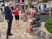 Kaymakam Aksoy 1 Ocak Kararları duyurdu