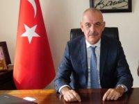 """Kaymakam Aksoy'dan """"Yeni Yıl"""" Mesajı"""