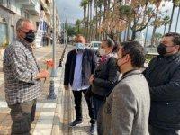 Ak Partililerden Gazetecilere Anlamlı Ziyaret