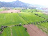 Tarım Arazilerinde Su Sıkıntısı Yok
