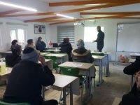 Muğla'lı Arıcılara Eğitim
