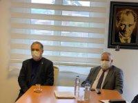Milletvekili Suat Özcan:Milas Şoförler Ve Otomobilciler Odasını Ziyaret Etti