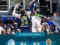 Tarihî Maç Fenerbahçe'nin