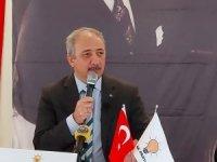 Ak Parti Muğla İl Başkan Adayı Kadem Mete'ye Marmaris'ten tam destek