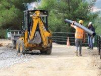 Kavaklıdere'deki 11 milyonluk yatırımda sona gelindi