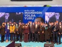 Ak Parti Muğla İl Başkanı Kadem Mete Güven Tazeledi