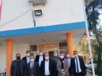 MHP Muğla İl Teşkilatı İlçeleri Ziyaret Ediyor