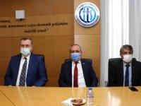 MHP Muğla İl Yönetiminden FTSO'ya Ziyaret