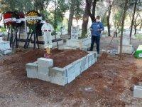 Tiyatro ve Sinema Sanatçısı Altan Karındaş'ın cenazesi, Marmaris'tetoprağa verildi