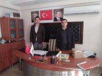 Mehmet Ayyıldız Ak Partiyi Ziyaret Etti