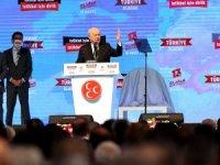 MHP Lideri Bahçeli'den parti teşkilatlarına kutlama ve teşekkür mesajı