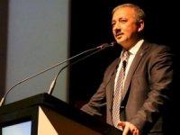 Mete: Recep Tayyip Erdoğan'ın yanında yer almanın onurunu yaşayacağız