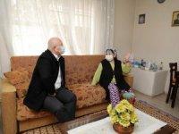 500 Yaşlıya Evde Bakım Hizmeti