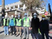 Marmaris Belediye Binasının Yıkımı Başladı
