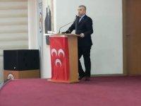 MHP'li Yüksel: CHP belediyeciliğine neden bu kadar sessiziz