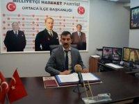 """MHP İlçe Başkanı Çakır: Memur İmzayı Atmasaydı İhaleyi İptal Mi Edecektiniz"""""""