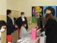 Vali Orhan Tavlı, Hane Ziyaretlerine Devam Ediyor