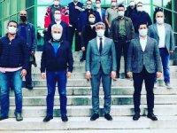 Marmaris Belediye Gençlikspor Görev Bölümü Yaptı