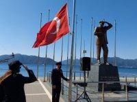 Marmaris'te Polis Haftası Kutlandı