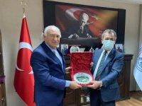"""Muğla Milletvekili M. Yavuz Demir MİTSO'da""""Doğalgaz Çalışmaları Bu Yıl İçinde Başlayacak"""""""