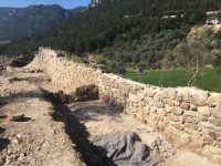 Muğla Orman Bölge Müdürlüğü İdyma Antik Kenti ve Akyaka Ortaçağ Kalesi'nde Çalışmalara Başladı