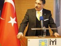 İYİ Partili Okutan: Vatan Satılabilecek Bir Arsa Değildir!