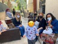 AK Partililer Engelli Vatandaşların Yanında