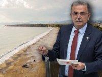 CHP'li Girgin, Meclis'e taşıdı: Fethiye'nin tek halk plajı halka geri verilsin!