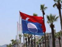 Marmaris belediyesinin İkinci Plajı da Mavi Bayraklı