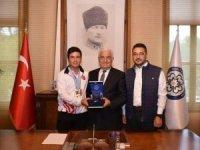 Muğla Büyükşehir Okçusu Emircan Türkiye'nin Gururu Oldu