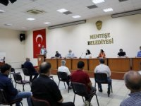 Menteşe'de Emlak Vergisine Esas Takdir Değerleri Belirlendi