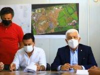 Başkan Gürün, Bodrum'da devam eden yatırımları inceledi