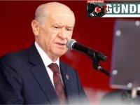 Devlet Bahçeli'den Atatürk'e hakaret tepkisi