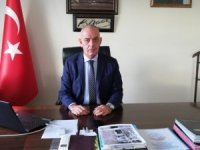 """Kaymakam Aksoy """"14 Haziran Jandarma Teşkilatı'nın Yıldönümü Günü Mesajı"""""""