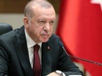 Erdoğan : İnşallah turist atağı başlar