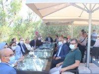 Muğla Odaları Ve Borsa Başkanları  İstişare Toplantısında Buluştu