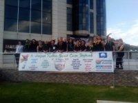 DoğArt Festivali Aktivist Katılımcıları Savaşa Hayır Dedi
