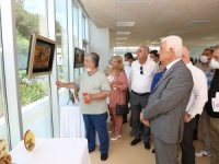 Deniz Ürünlerini Sanata Dönüştüren Sergi Açıldı